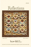 Reflections Quilt Pattern by Susan Martin
