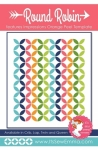 Round Robin Quilt Pattern by It
