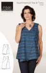 Indygo Essentials Asymmetrical Top & Tunic