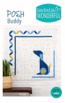 Posh Buddy Quilt Pattern by Sew Kind of Wonderful