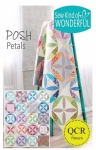 Posh Petal Quilt Pattern by Sew Kind of Wonderful