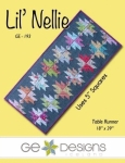 Lil Nellie Table Runner Pattern by GE Designs
