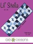 Lil Stella Table Runner Pattern by GE Designs