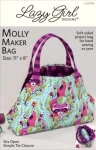 Molly Maker Bag Pattern by Lazy Girl Designs