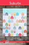 Suburbs Quilt Pattern by Cluck Cluck Sew