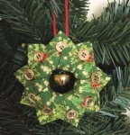 Cut Loose Press - Holiday Tree Wreath Ornament Pattern