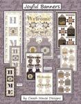 Joyful Banners Pattern by  Coach House Designs