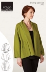 Swing Jacket Pattern by Amy Barickman - Indygo Junction