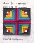 Alison Glass - Mini Series Curved Cabin Block Pattern