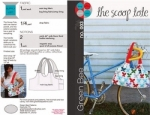 The Scoop Tote by Green Bee Designs