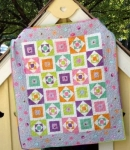 Cut Loose Press - La Petite Fleur Quilt Pattern