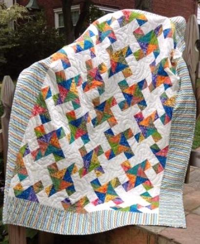 Cut Loose Press Little Widgets Quilt Pattern Clpjaw036 Quilt In