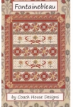 Clearance - Fontainebleau Quilt Patter by Coach House Designs