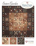Clearance - Sisters Garden Quilt Pattern by Jan Vaine