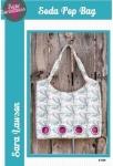 Clearance - Soda Pop Bag Pattern by Sara Lawson