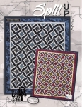 Clearance -  Split Up Quilt Pattern by Cindi McCracken Designs