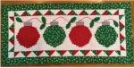 Cut Loose Press - Happy Noel Table Runner Pattern