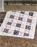 Cut Loose Press - Square One Quilt Pattern