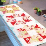Cut Loose Press - Begonia Table Runner Pattern