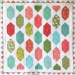 Cut Loose Press - Easy Street Crib Quilt Pattern