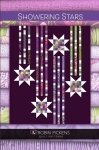 Showering Stars Quilt Pattern by Robin Pickens