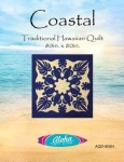 Coastal Hawaiian Quilt Pattern by Aloha Quilt Designs
