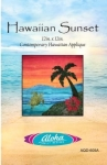 Hawaiian Sunset Pattern by Aloha Quilt Designs