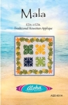 Mala Hawaiian Sampler Pattern by Aloha Quilt Designs