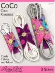 Coco Cord Kimonos Pattern by Lazy Girl Designs