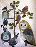 Aviary Collage Quilt Pattern by Emily Taylor Designs
