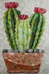 Cactus Collage Quilt Pattern by Emily Taylor Designs
