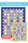 Charm Pack Picnic Quilt Pattern by Fig Tree Quilts