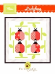 Mini Ladybug Pattern by Fig Tree Quilts