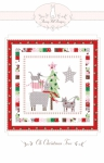 Oh Christmas Tree Quilt Pattern by Bunny Hill Designs