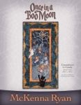 Once in a Boo Moon Countdown to Candy Pattern by Mckenna Ryan