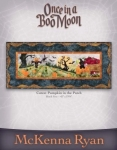 Once in a Boo Moon Cutest Pumpkin in the Patch Pattern by Mckenna Ryan