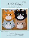 Susie C Shore Designs - Allie Cats Pattern