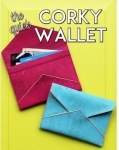 The Quick Corky Wallet Pattern by Sassafras Lane Designs