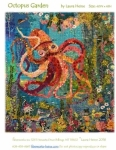 Octopus Garden Collage Pattern by Laura Heine