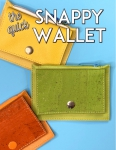 The Quick Snappy Wallet Pattern by Sassafras Lane Designs