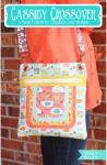 Cassidy Crossover Purse Pattern by Sassafras Lane Designs