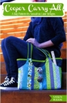 Cooper Carry All Bag Pattern by Sassafras Lane Designs