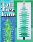 Tall Tree Lane Wallhanging Pattern by Sassafras Lane Designs