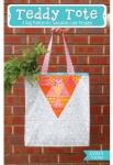 Teddy Tote Bag Pattern by Sassafras Lane Designs
