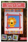 Zoeys Zoo Baby Quilt Pattern by Sassafras Lane Designs
