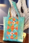 Cut Loose Press - Tropical Pineapple Tote Pattern