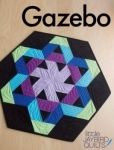 Jaybird Quilts Gazebo Table Topper Pattern