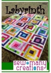 Clearance - Sew Many Creations - Labyrinth