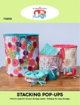 Fat Quarter Gypsy Stacking Pop-Ups Pattern