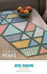 Floating Peaks Table Runner Pattern by Atkinson Designs
